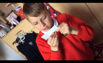 Lottery Ticket Prank On Mackenzie // Abby Butler
