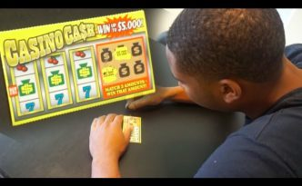 Winning Lottery Ticket Prank On Boyfriend